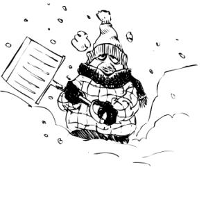 shovelling_plain