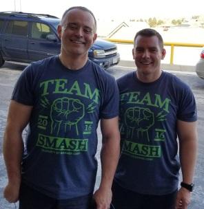 Team Hulk Smash After Action Photo