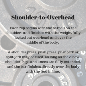 Shoulder-to-Overhead