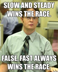 Dwight-Shrute-fast-always-wins